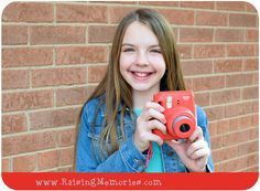 Instax Mini 9 Camera & a HUGE 2017 Gift Guide Giveaway for Kids & Families! Holiday Gift Guide, Holiday Gifts, Great Memories, Family Kids, Photography Tutorials, Giveaway, Families, Activities, Mini