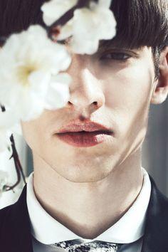 Pavel Patrushev | Photographed by Selivanova Olga | Male Model Scene