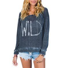 Billabong Wild And Fun - Off Black - J6022WIL | Billabong US