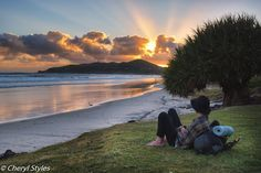 A Traveling Man by Cheryl Styles New South, South Wales, Cheryl, Landscape Art, Traveling, Celestial, Sunset, Photography, Outdoor