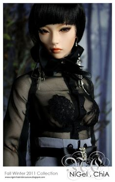 NiGel.ChiA a fashion design victim