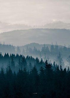 Trademark Global PhotoINC Studio Blue Mountains Ii Canvas Art - x 26 Mountain Photography, Landscape Photography, Nature Photography, Time Photography, Photography Backdrops, Fireworks Photography, Photography Hashtags, Photography Composition, Memories Photography