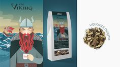 Tea and the Gang on Packaging of the World - Creative Package Design Gallery