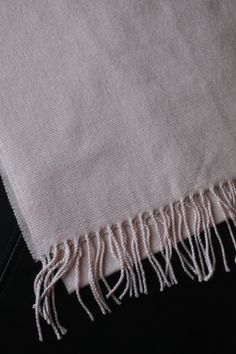 Fall Sale Blush Pink Cashmere Feel Scarf on Etsy, $8.00