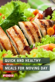 Fuel your moving day wisely! Don't move while hungry, and skip the fast food drive-thru—trust us on this. We put together a list of a few of our favorite quick, healthy, and delicious bites for your big day. Prepackaged Meal, Oatmeal Flavors, No Bake Oatmeal Bars, Salad Kits, Food Drive, Cooking Supplies, Low Calorie Snacks, Snack Recipes, Healthy Recipes