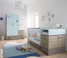 #Newjoy Blue Birdy Oda #oda #room #bebek #baby #bebekodası #babyroom #bluebirdy #bird #kuş #desen #dekor