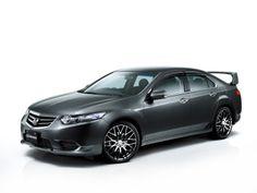 Mugen Honda Accord Sedan (CU) '2011–15