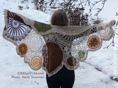 Most recent Snap Shots Crochet Doilies upcycle Popular New Crochet Doilies Upcycle Repurposed 40 Ideas Crochet Mens Scarf, Crochet Shawl, Crochet Doilies, Crochet Lace, Embroidery Designs, Embroidery Transfers, Vintage Embroidery, Embroidery Services, Embroidery Stitches