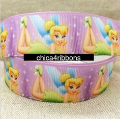 1 METRE DONALD DUCK RIBBON SIZE 1 INCH HEADBANDS HAIR BOWS CLIPS CARD MAKING