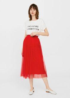 Faldas de Mujer   MANGO México