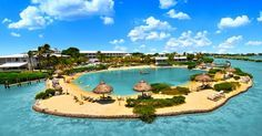 Hawks Cay Resort in Duck Key, Florida - Hotel Deals - possible family vacation spot?