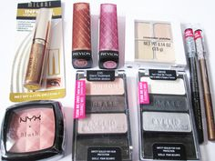 My US Drugstore Make-Up Swap!  Milani, Wet N Wild, Sonia Kashuk, NYX, Revlon  #beauty #drugstore #makeup