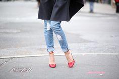 Valentino heels | THEFASHIONGUITAR