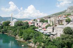 Idän ja lännen rajalla: Mostar   Unelmatrippi-matkablogi