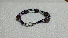 BRACELET B106 by TracysHobbyHouse on Etsy