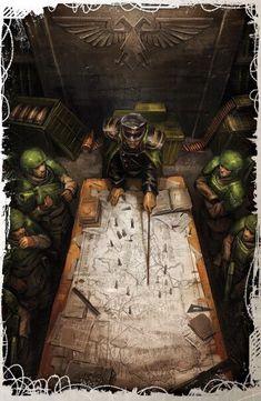 Warhammer 40000,warhammer40000, warhammer40k, warhammer 40k, ваха, сорокотысячник,WH Песочница,фэндомы,Imperium,Империум,Imperial Guard                                                                                                                                                      More