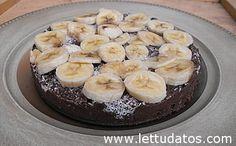 Nyers gesztenye-banán torta « Lét-tudatos táplálkozás