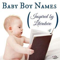 Dashing names for baby boys!