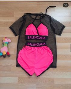 Swag Outfits For Girls, Cute Lazy Outfits, Cute Swag Outfits, Girls Fashion Clothes, Teen Fashion Outfits, Sporty Outfits, Dope Fashion, Teenager Outfits, Hot Outfits
