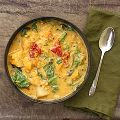 Butternut Squash Curry - Wahls Pale HealthyAperture.com
