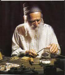 Yemen silversmith