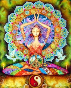 peace and love is the balance of the world (: