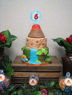 Jonah's Prehistoric 6th Birthday!   CatchMyParty.com