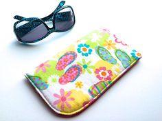 Sunglasses Case Sunglasses Holder Eyeglass Case Flip Flop