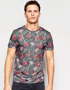 Bellfield All Over Floral Print
