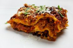 The World's Best Lasagna is part of Worlds Best Lasagna Recipe Allrecipes Com - John Chandler has a secret, and he guards it carefully, lest yet another friend or coworker ask him to make it for a dinner party Top Recipes, Wine Recipes, Pasta Recipes, Cooking Recipes, Lasagna Recipes, Recipies, Beef Recipes, Yummy Recipes, Meat Lasagna