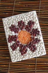 Create a Bean Mosaic