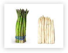 Espargos    Os espargos, tanto verdes como brancos são uma hortaliça exótica em qualquer das formas que seja ingeridas. Embora é consumido em todo o mundo, o 84% da produção está centralizada na China, sendo a maior parte para o consumo interno. http://www.bonduelle.pt/espargos