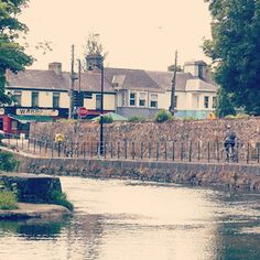 Eglinton Canal, NUI Galway