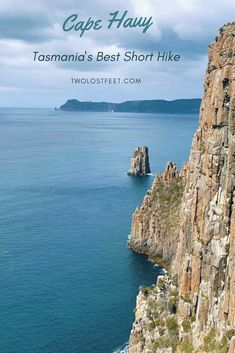 The Cape Hauy Walk, the best short hike in Tasmania will engulf you in all of its raw and rugged beauty. Leaving you in awe of the beauty. Day Hike, White Sand Beach, Walking In Nature, Summer Months, Tasmania, Public Transport, Capes, Chilling, Trekking