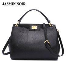 81031d67eeaf 2017 Fashion new Women PU Leather Handbags Litchi ladies messenger bag  crossbody bag Brand designer tote