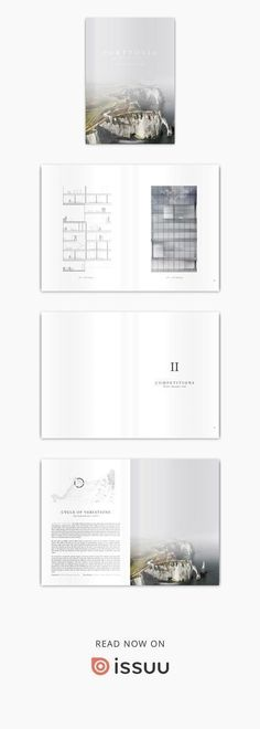 • Architecture Portfolio • Enzo SESSINI #architectureportfolio
