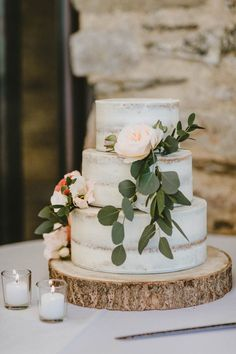 Top 20 Simple Pink Wedding Cakes for Spring Summer Weddings - spring summer pink wedding cake ideas - Wedding Cake Rustic, Rustic Cake, Summer Wedding Cakes, Wedding Cake Pink, Gold Wedding, Autumn Wedding Cakes, Floral Wedding Cakes, Wedding Cakes With Flowers, Floral Cake