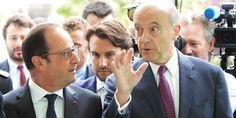 """France. Mai 2016. Où l'on apprend qu'Alain Juppé a érigé François Hollande en """" contre-modèle parfait """" pour 2017."""