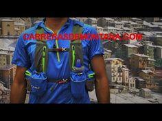 Camp ultra light vest 12L: Mochila ultra trail. Análisis técnico por Mayayo - @moxigeno - YouTube