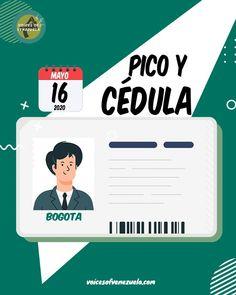 """📢 ¡PICO Y CÉDULA A PARTIR DE MAÑANA! 📢 . . 👀 Así como lo leen, a partir mañana 16 de junio se implementará en la ciudad de Bogotá """"Pico y cédula"""" para ingresar a locales de comercio, bancos, pagos de servicios y notarías.  . . ✅Cédulas terminadas en IMPAR: Restricción en días impares ✅Cédulas terminadas en PAR: Restricción días pares ✅Pico y cédula no aplica para trabajar . . 🤔 ¿Tienes dudas? ¡ESCRIBENOS! Te dejamos el link en nuestra biografía. 📢 Voices Of Venezuela… The Voice, Instagram Posts, Venezuela, June, Banks, Cities"""