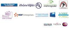 partenaires des Trophées de l'Entreprise de la Loire 2014