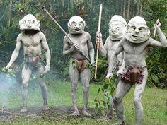 恐ろしげでユーモラスなマッドマン パプアニューギニア - 極上のワイルドジャーニー - 朝日新聞デジタル&TRAVEL