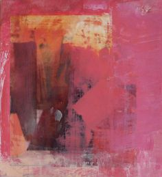 Stuart Shils ~ passionate color that I love with wonderful abstraction.  Look at all his art ...