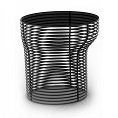 Durchmesser 50cm | Höhe 50cm in black, matt, 725 Euro