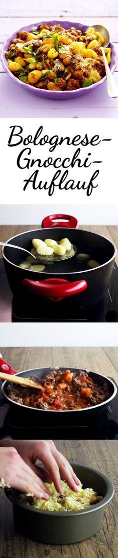 Schnelles Mittagessen aus dem Ofen