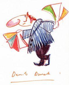 Danilo Donati R52 | Fondazione Federico Fellini