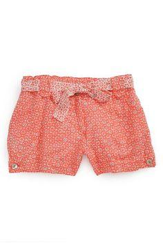 Oscar de la Renta 'Geo' Shorts (Toddler Girls, Little Girls & Big Girls) available at #Nordstrom