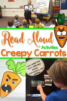 Creepy Carrots Read
