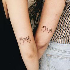 Tatouage deux soeurs