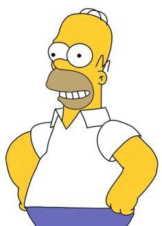Homer Simpson pic